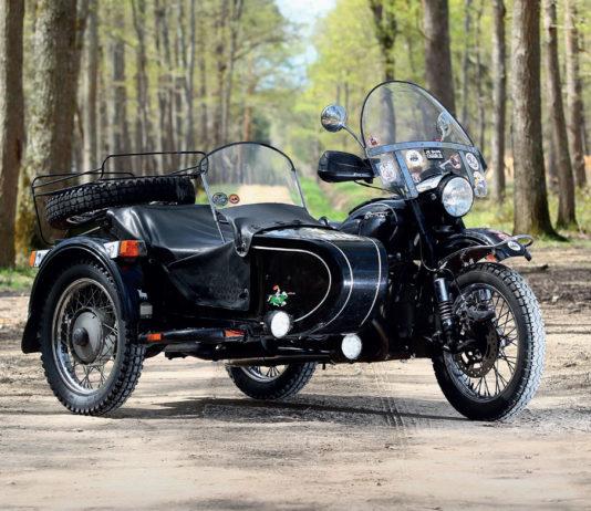 Ural deux roues motrices