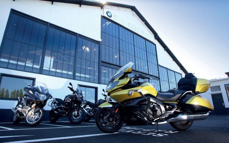 BMW MOTORRAD A VELIZY !