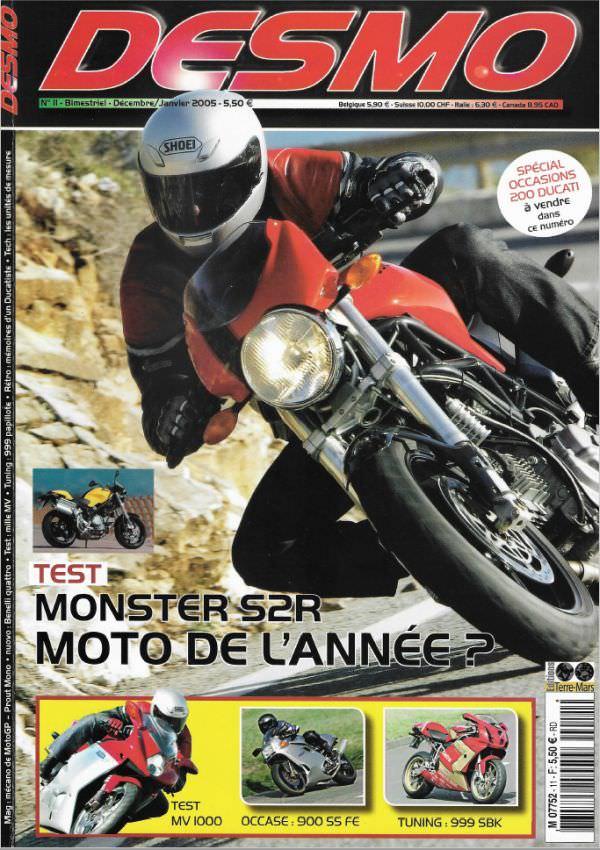 Desmo Magazine 11