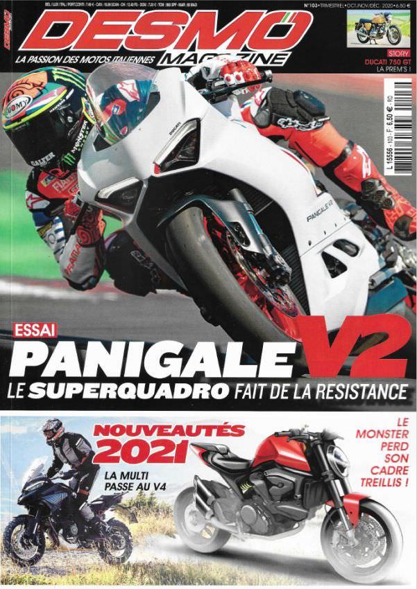 Desmo Magazine 103