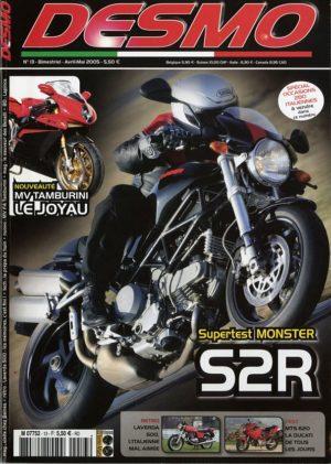 Desmo Magazine 13