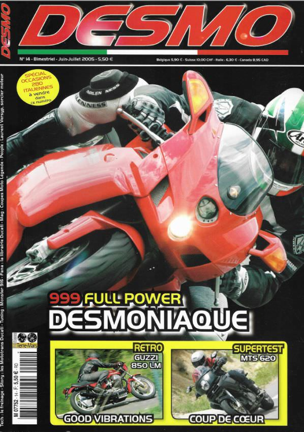 Desmo Magazine 14