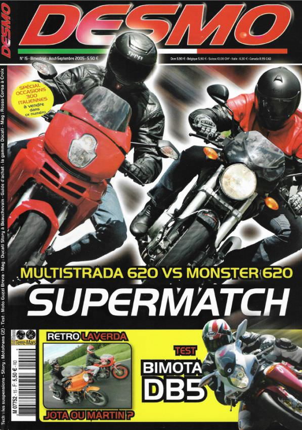 Desmo Magazine 15