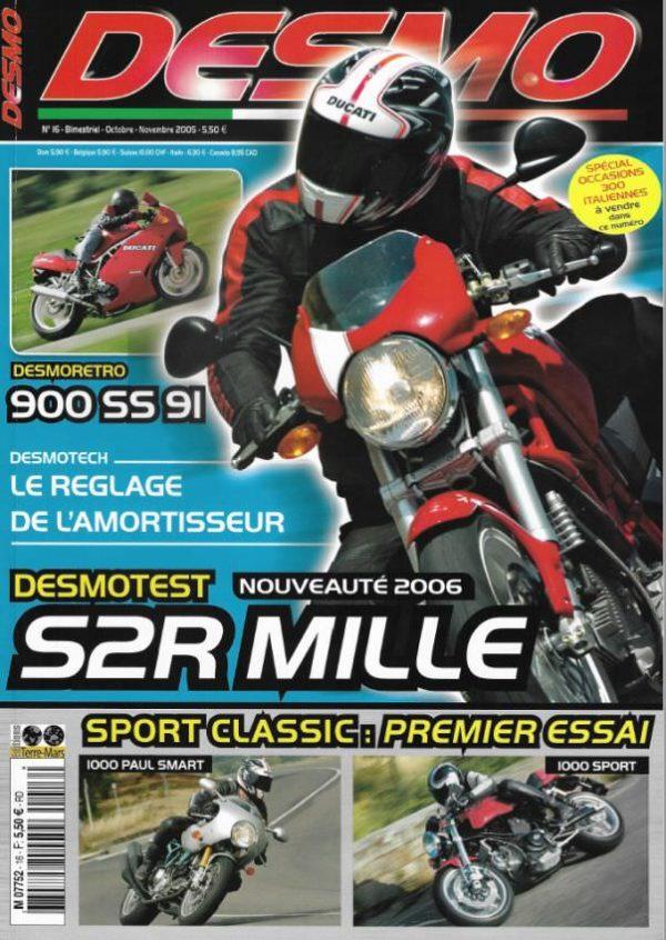 Desmo Magazine 16