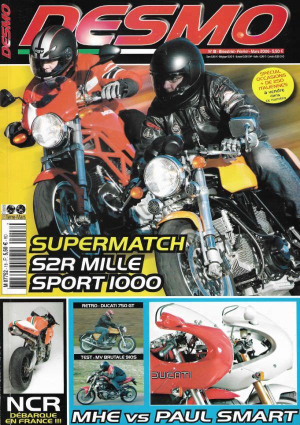 Desmo Magazine 18