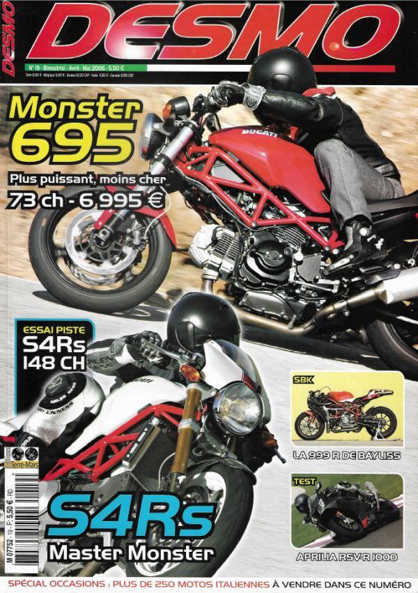 Desmo Magazine 19