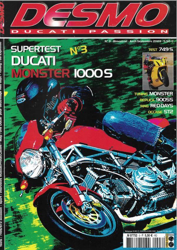 Desmo Magazine 3