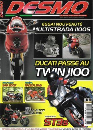Desmo Magazine 22