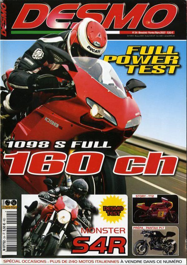 Desmo Magazine 24