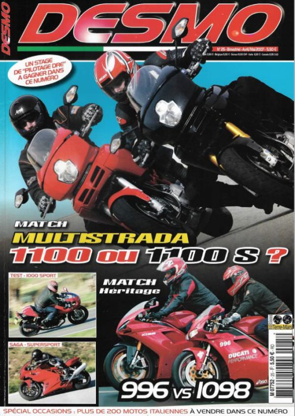 Desmo Magazine 25