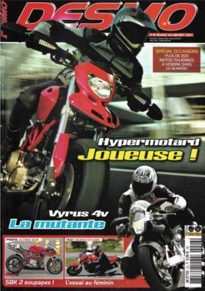 Desmo Magazine 26