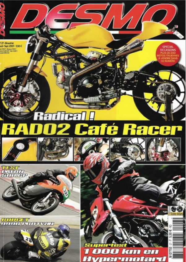 Desmo Magazine 27