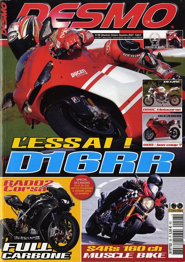 Desmo Magazine 28