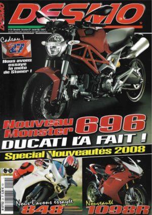 Desmo Magazine 29