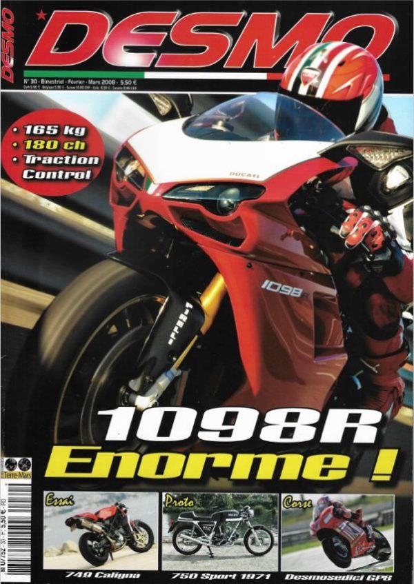 Desmo Magazine 30