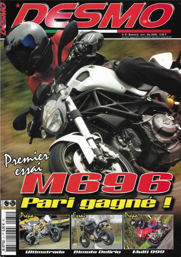 Desmo Magazine 31
