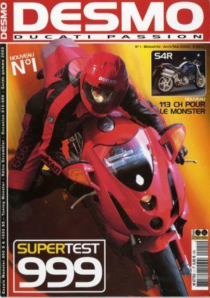 Desmo Magazine 1