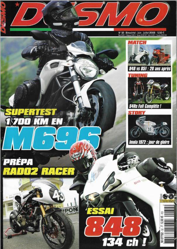 Desmo Magazine 32