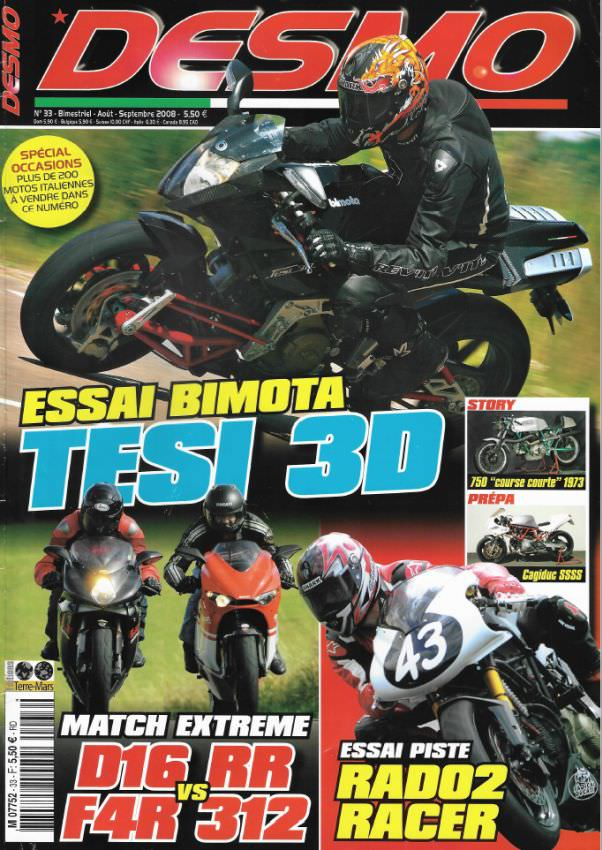 Desmo Magazine 33