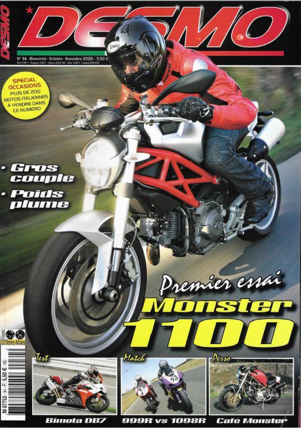 Desmo Magazine 34