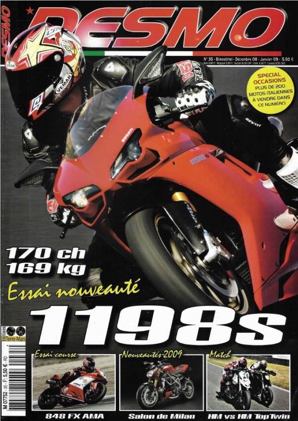 Desmo Magazine 35