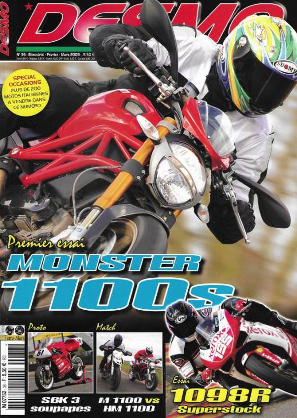 Desmo Magazine 36