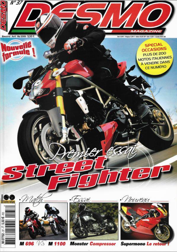 Desmo Magazine 37