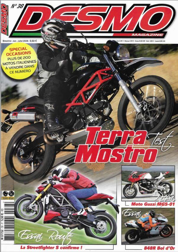 Desmo Magazine 38
