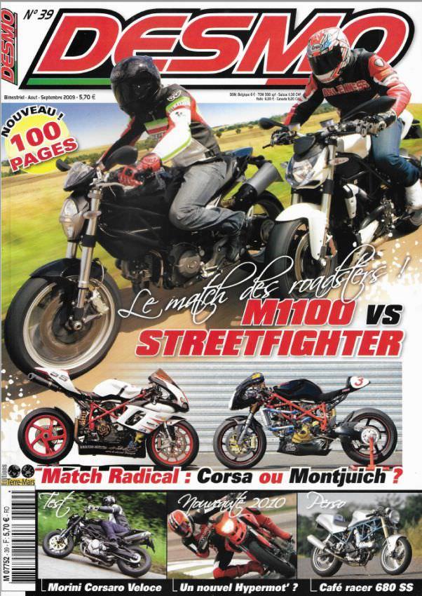 Desmo Magazine 39