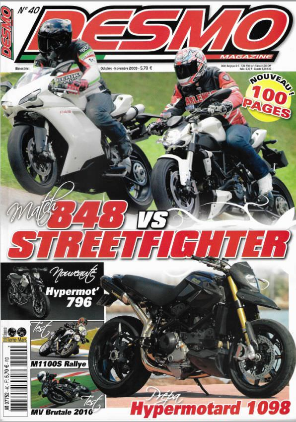 Desmo Magazine 40