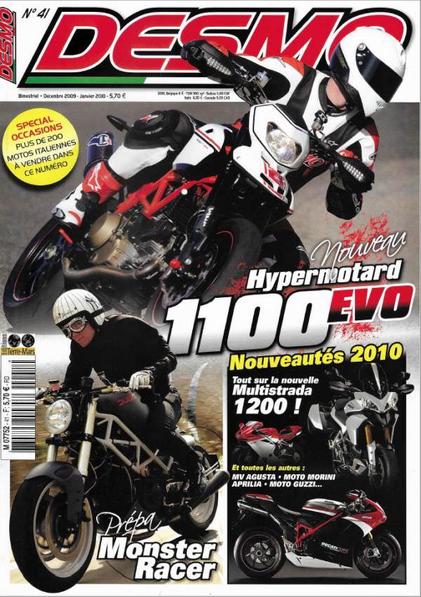 Desmo Magazine 41