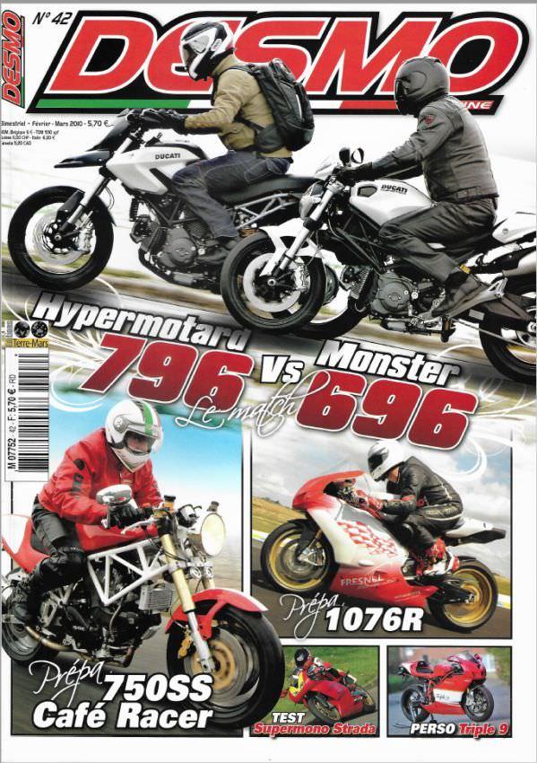 Desmo Magazine 42