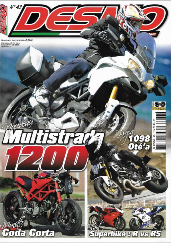 Desmo Magazine 43
