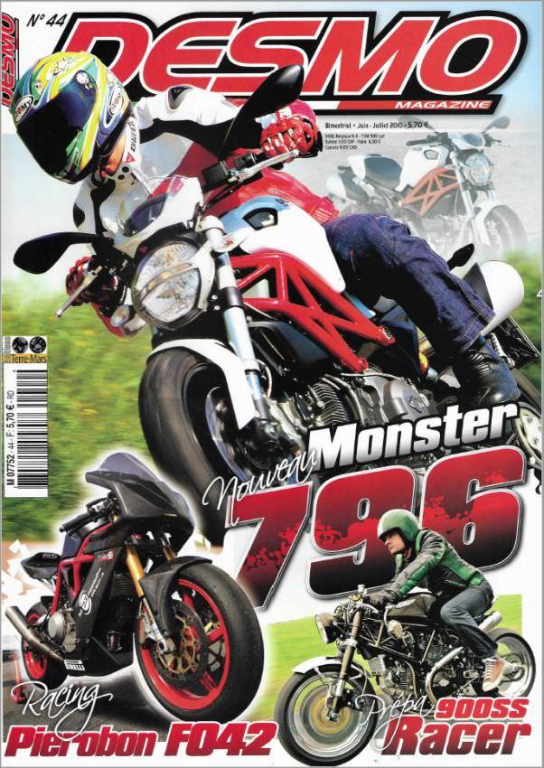 Desmo Magazine 44