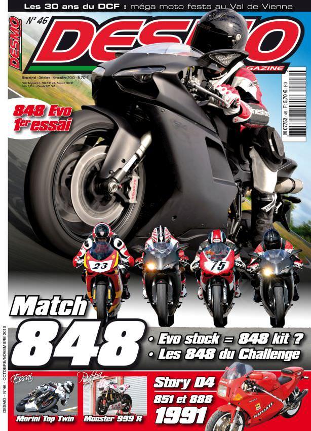 Desmo Magazine 46