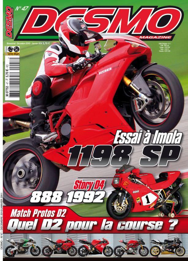 Desmo Magazine 47