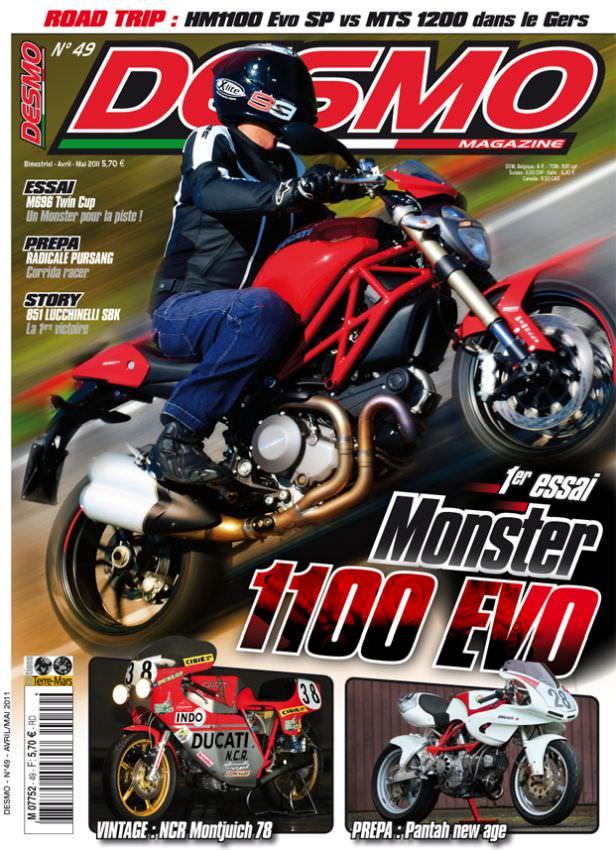 Desmo Magazine 49