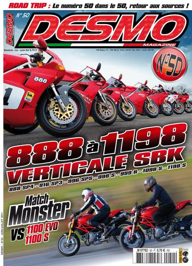 Desmo Magazine 50