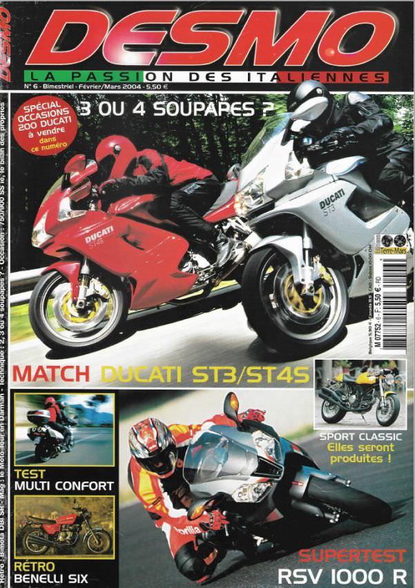 Desmo Magazine 6