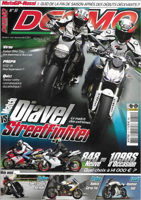 Desmo Magazine 51