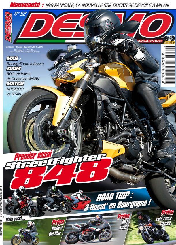 Desmo Magazine 52