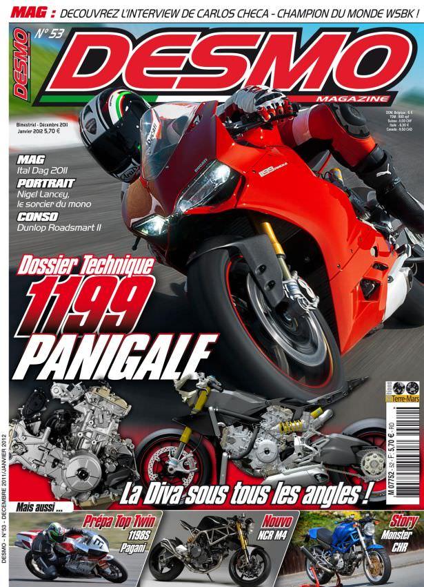 Desmo Magazine 53