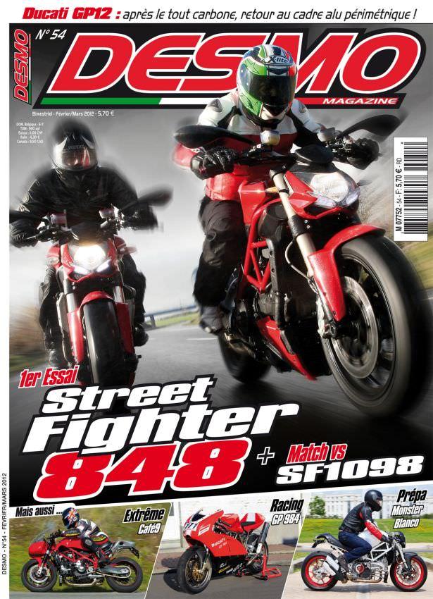 Desmo Magazine 54