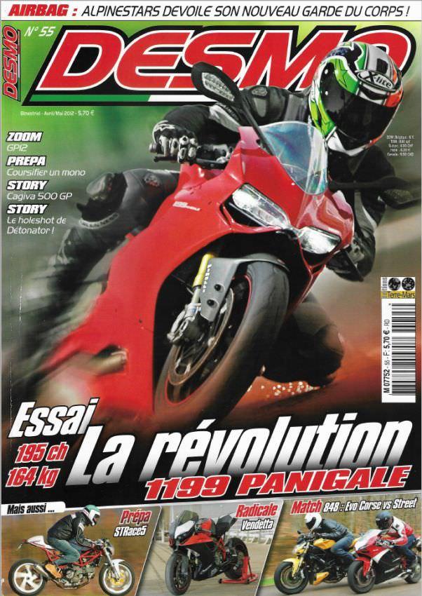 Desmo Magazine 55