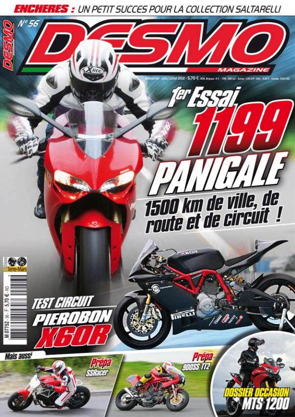 Desmo Magazine 56