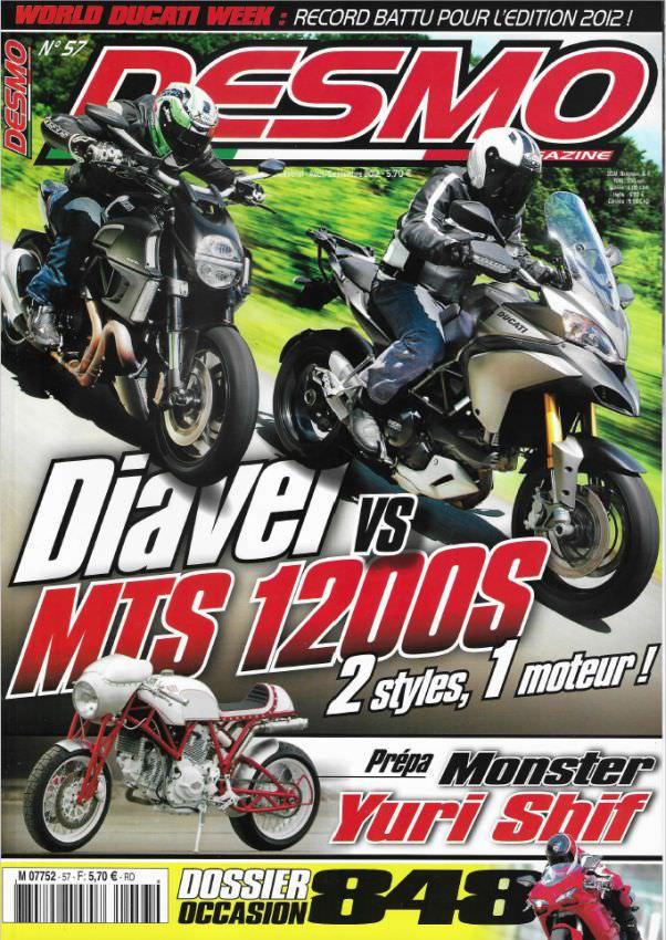 Desmo Magazine 57