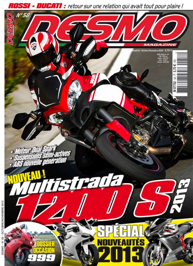 Desmo Magazine 58