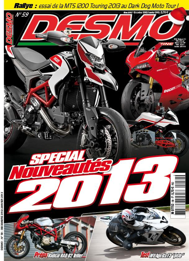 Desmo Magazine 59