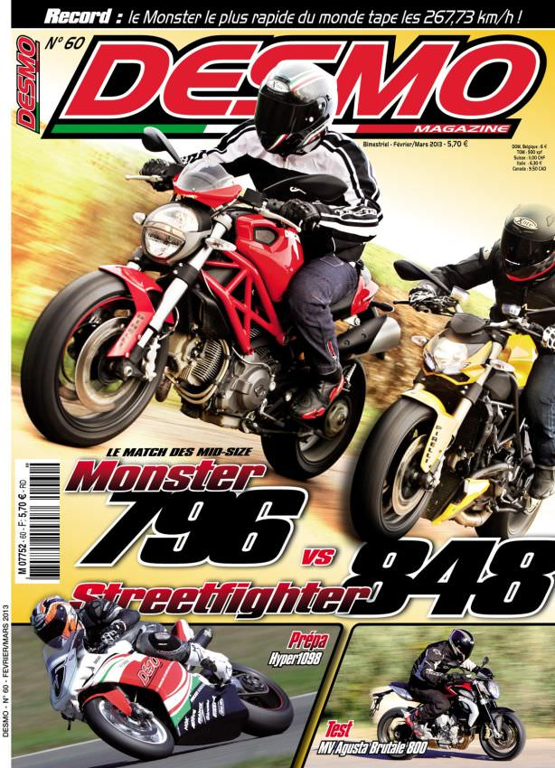 Desmo Magazine 60