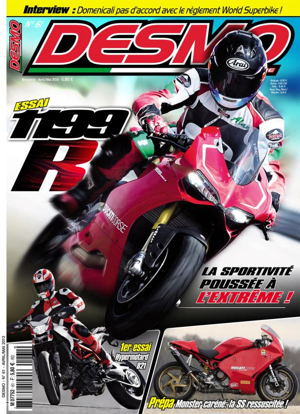 Desmo Magazine 61